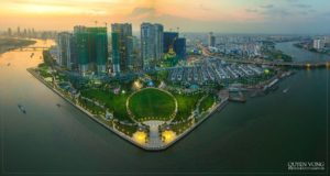 Read more about the article Mở bán khu The Park và cho thuê Vinhomes Central Park