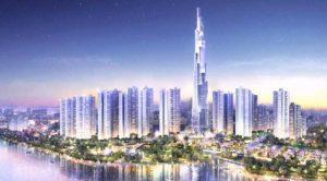 Read more about the article Cho thuê căn hộ Vinhomes Central Park giá rẻ 82m2 – 2 phòng ngủ