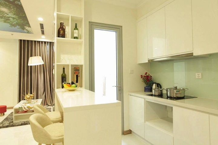 Vinhomes Central Park Apartment 1 Bed Room for Rent under $650