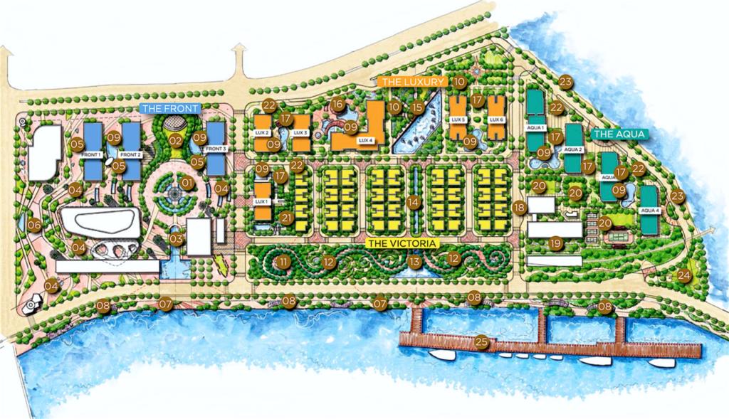Cho thuê căn hộ Vinhomes Golden River