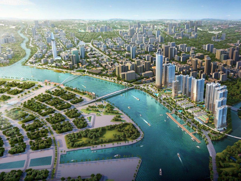 Cho thuê căn hộ Vinhomes Golden River đẳng cấp bậc nhất Sài Gòn