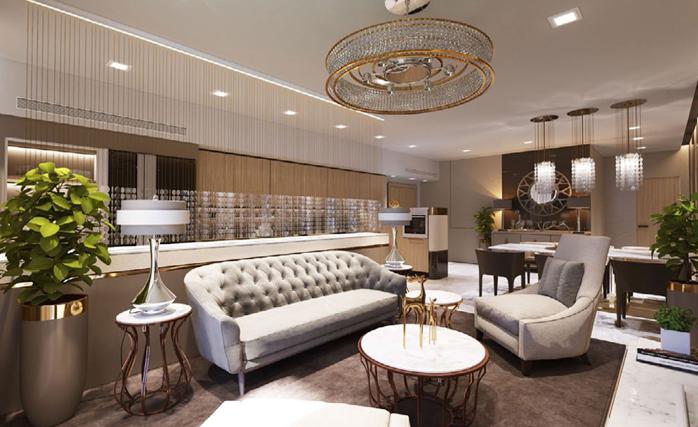 Cho thuê căn hộ Vinhomes Golden River 3 phòng ngủ nội thất cao cấp