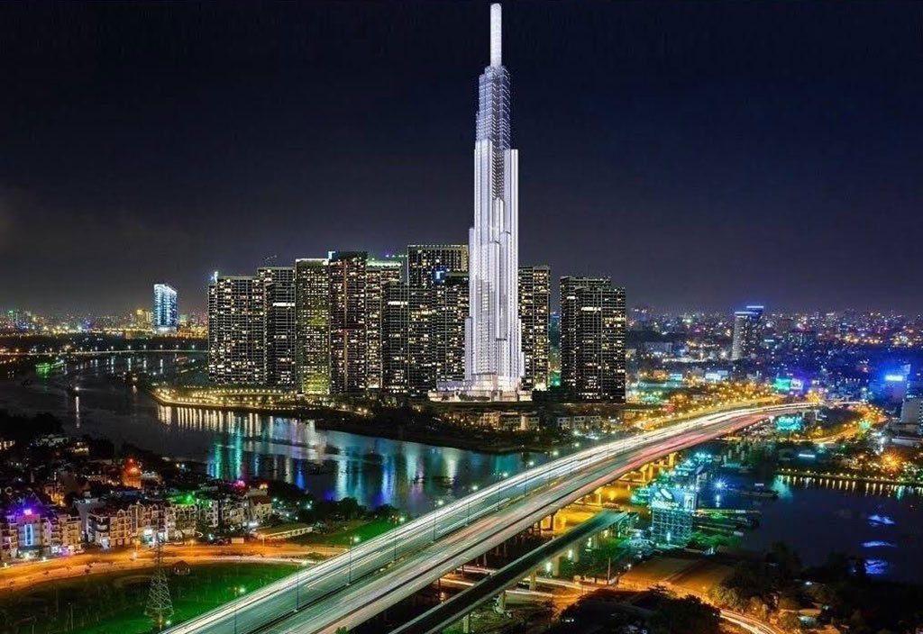 The highest Landmark in Vietnam