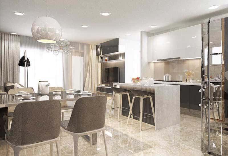Dịch vụ dọn dẹp cho thuê căn hộ Vinhomes Bason