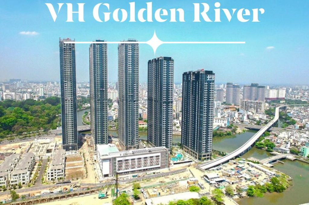 Vinhomes Golden River Apartment For Rent in Ho Chi Minh