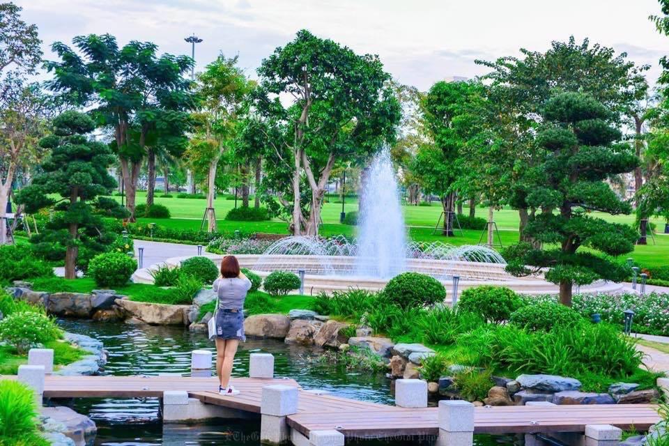 Công Viên Cảnh Quang Central Park
