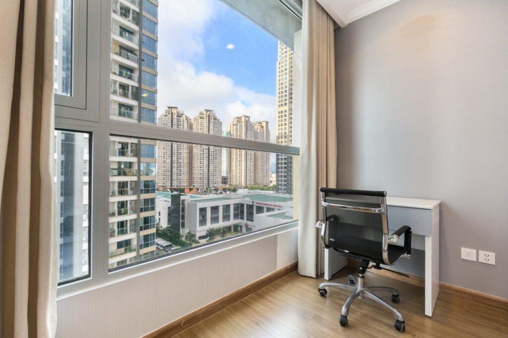 Cho Thuê Căn Hộ Studio Vinhomes Central Park Tân Cảng $500